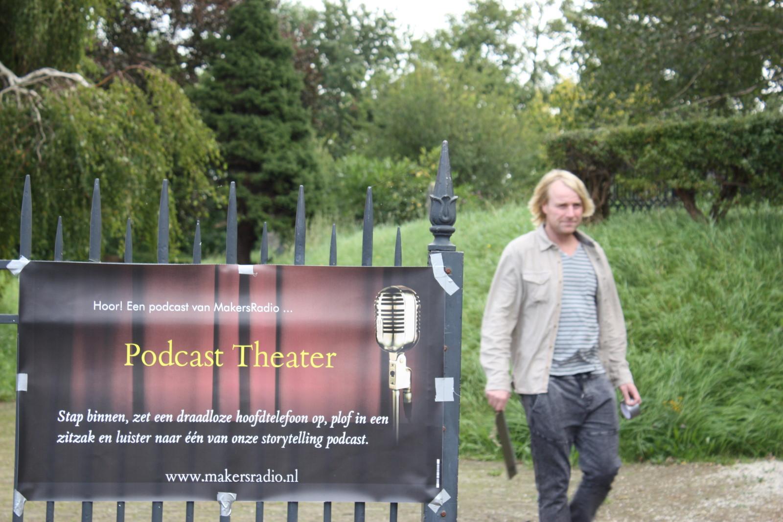 Hoor, een podcast van Makersradio