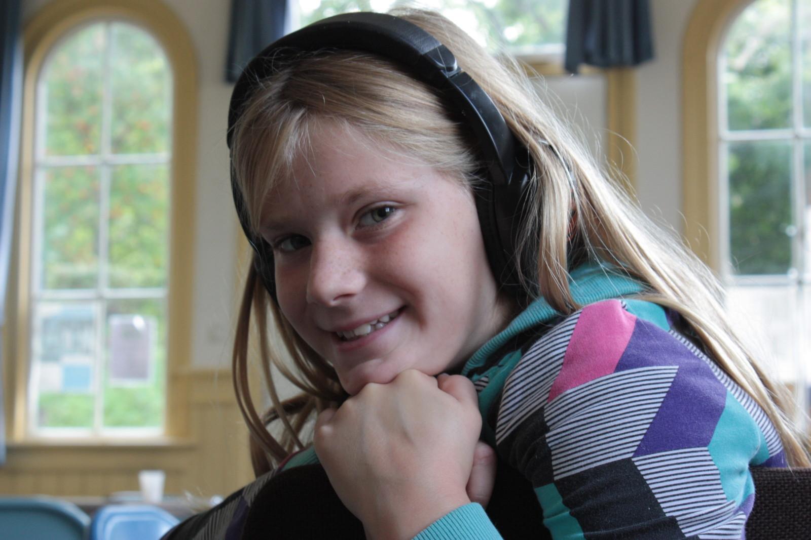 Joelle luistert podcast