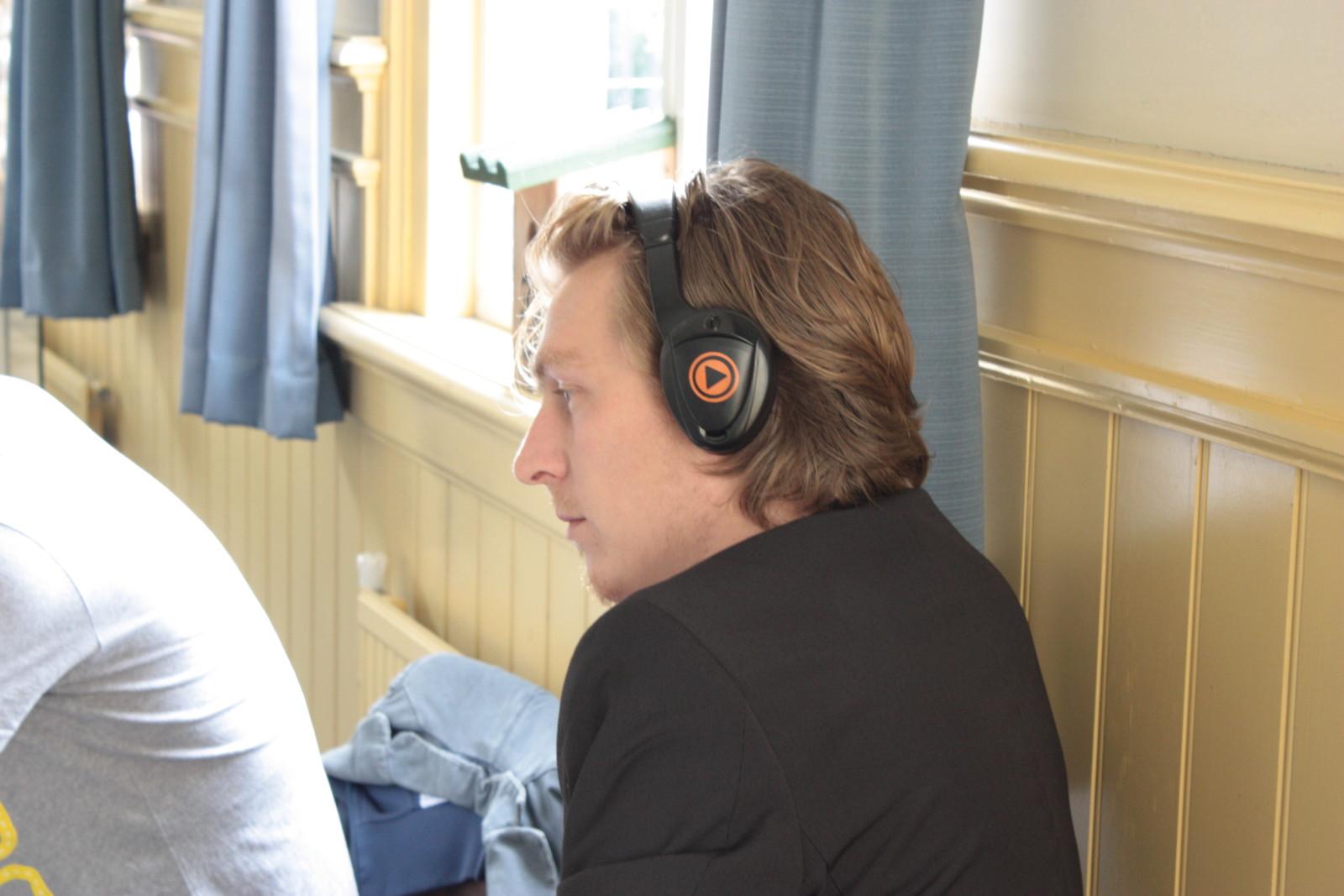 Gideon luistert podcast