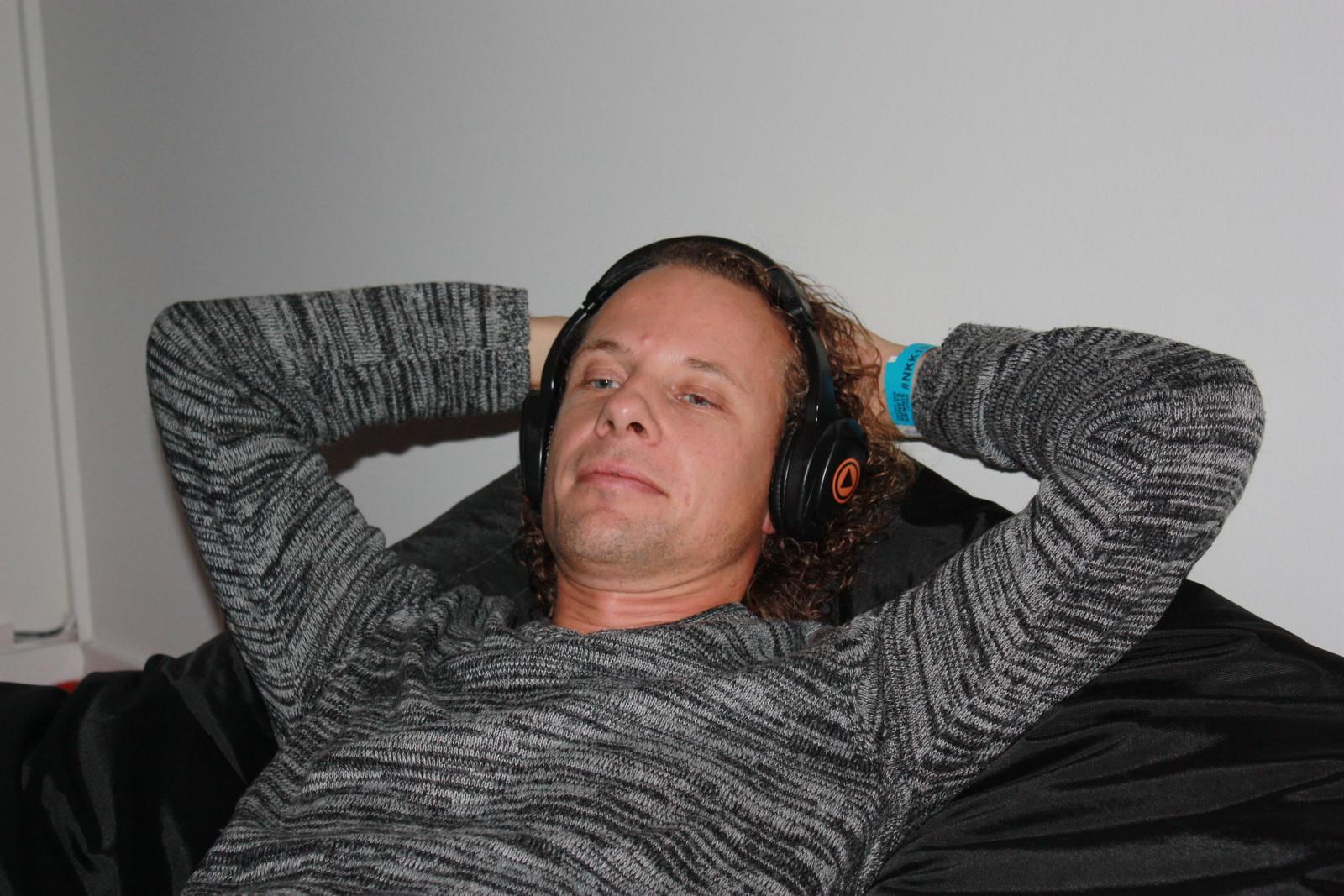Harvey luistert podcast